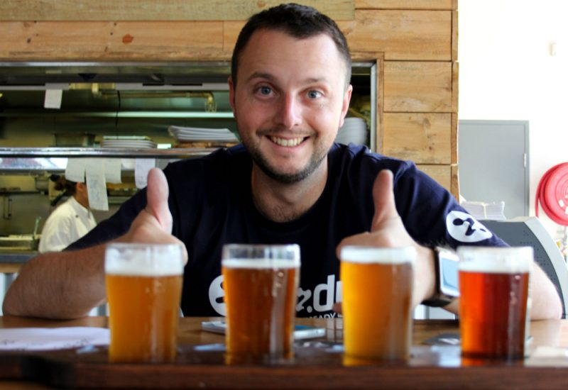 Sydney craft brewery tour