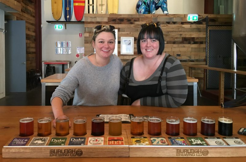 Gold Coast craft beer tour