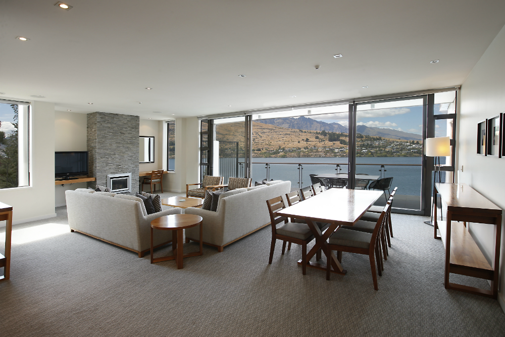 The Lakeview Penthouse at the Rees Hotel