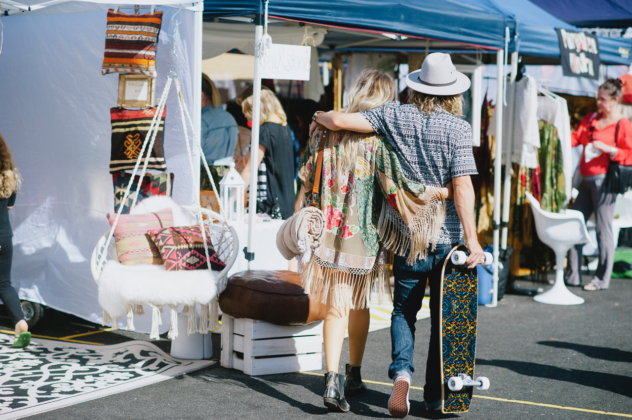 The Village Markets in Gold Coast Australia
