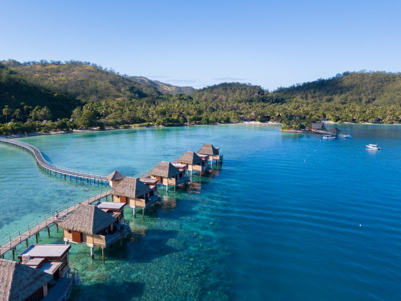 Likuliku Lagoon Resort – Adults Only, a great hotel for holidaying in Mamanuca Islands
