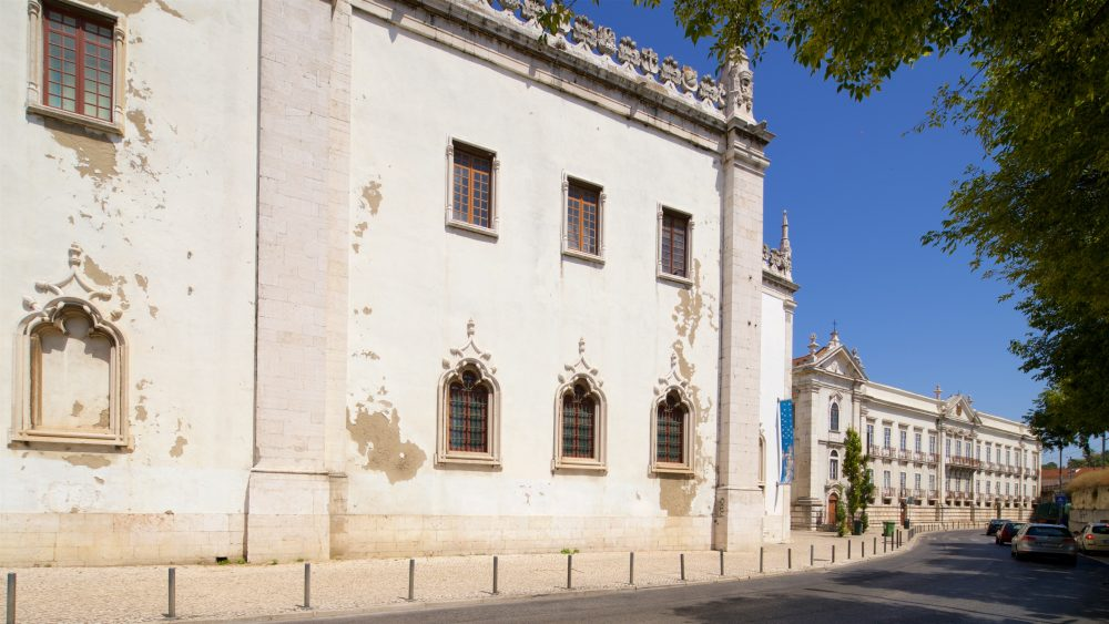 Exterior of the National Museum of the Azulejo