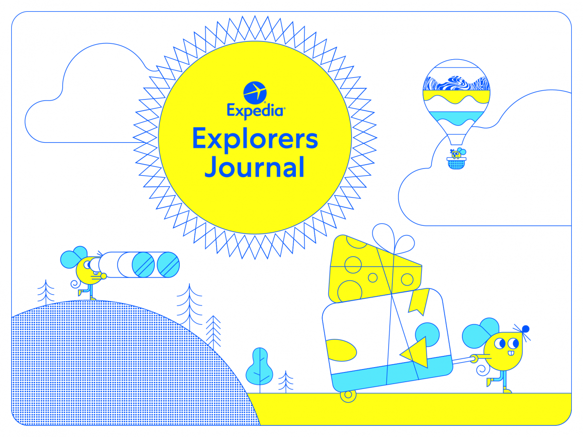 Expedia Explorers Journal | Stay at Home Mum